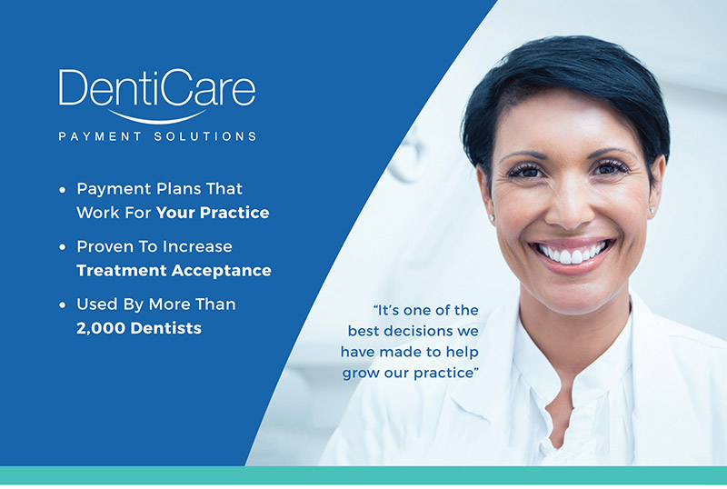 DentiCare payment plans that work for your practice - The