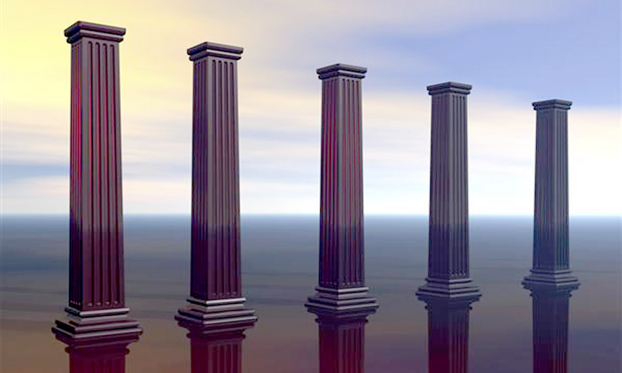 The five pillars of trust