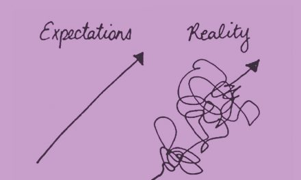 Managing expectations on your path to success