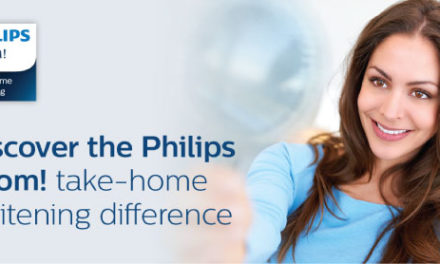 Discover the Philips Zoom take-home whitening difference