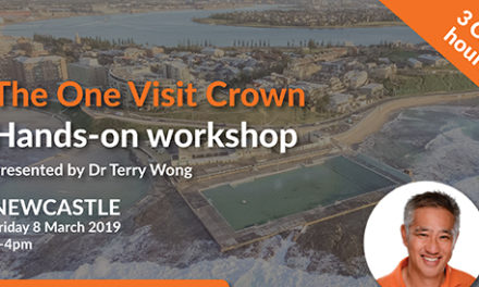 Dr Terry Wong – The One Visit Crown Hands-on Workshop