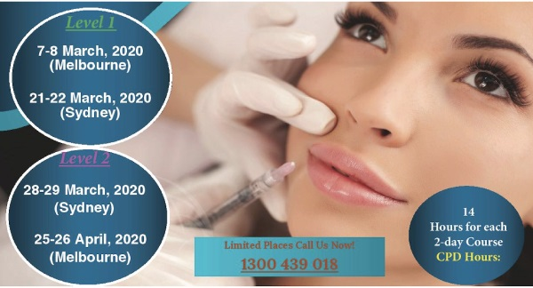 Make 2020 your year! Thousands of dentists reaping the benefits of Facial Aesthetics/Injectables