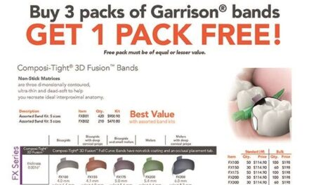 Composi-Tight 3D Fusion Bands by Garrison® bands