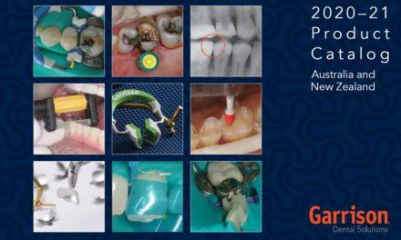 Garrison Dental 2020-21 Product Catalog – Australia and New Zealand