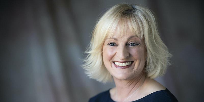 Photo of Jayne Bandy, presenter of webinar